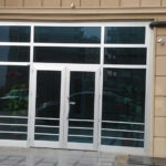 Resim - 1 Bina Giriş Kapısı